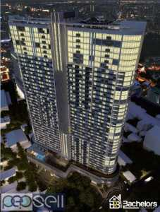 Pre-Owned J Tower Residences Studio Unit With Views FOR SALE!!!