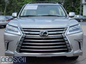 LEXUS LX 570 SUV Gulf Specs 2019 (Silver) URGENT SALE