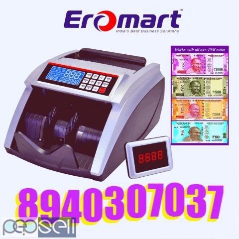 Cash Counting Machines for Best Diwali Offer Sales in Erode, Tamil Nadu 2