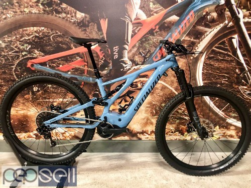 2020 Specialized Turbo Levo Comp 2