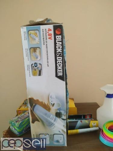Black n Decker Hand Vacuum Cleaner 0