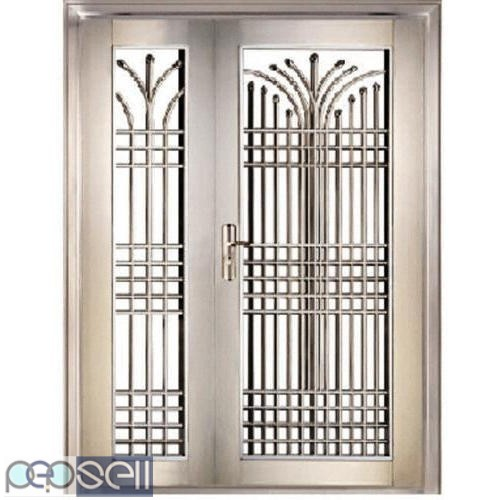 STEEL BIRD - Steel doors manufacturer - Steel window manufacturer - Steel window frame - Steel door frame - Balussery Calicut  5