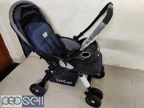 LuvLap stroller  0