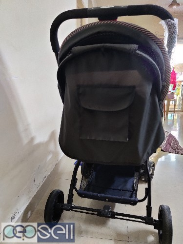 LuvLap stroller  1