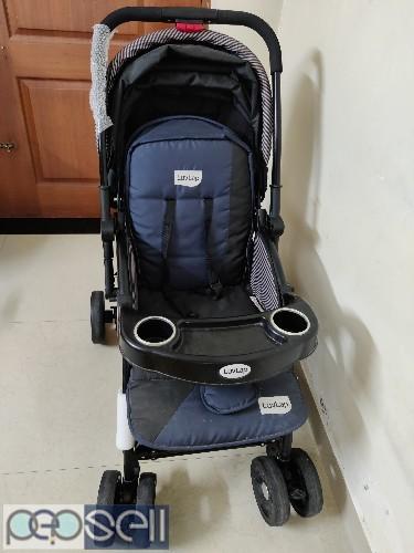 LuvLap stroller  2