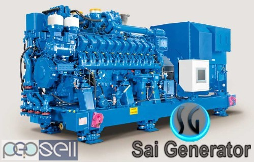 Used Generator sale Good condition like new Bhavnagar 0