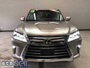 3 Months Used 2019 Lexus LX 570