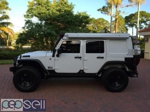 2013 Jeep Wrangler Unlimited Rubicon 2