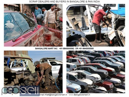 We Buy Used and Junk Cars in Bangalore  0