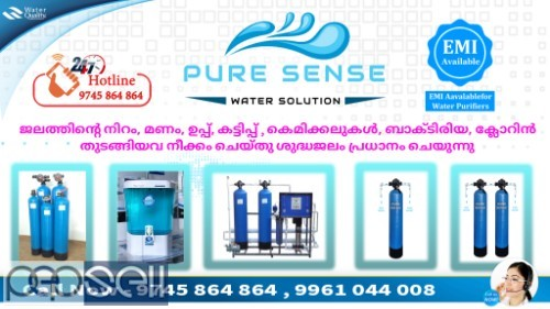 Water Filtration Systems for Home Dealers in Thrissur, Kerala. 0