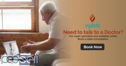 Book Online doctor consultation - Vydehi Hospital 2