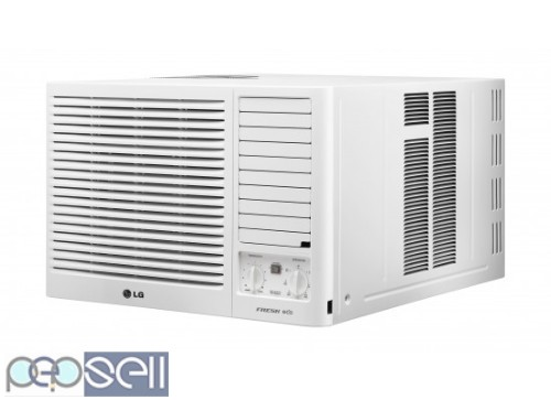 LG AC Available for Selling/ 2 Ton / Piston Compressor 1