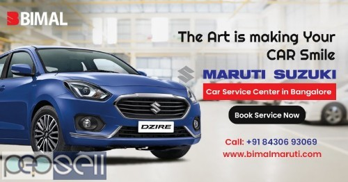 Bimal Maruti - Maruti Suzuki Car Dealers in Bangalore 0
