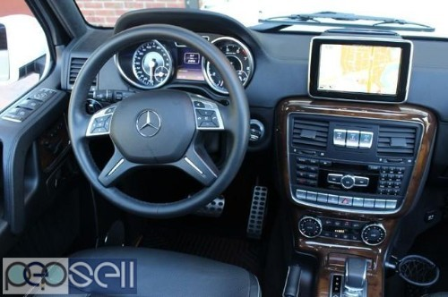 Selling my Neatly Used Mercedes Benz G63 AMG 2014  3