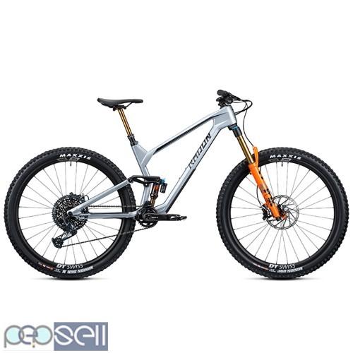 2021 Radon Slide Trail 10.0 HD Full Suspension 29 Mountain Bike 0