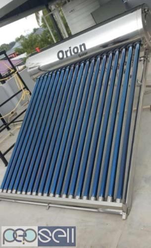 ORION TECHNOLOGIES  solar  water heater dealers wayanad malappuram palakkad 4