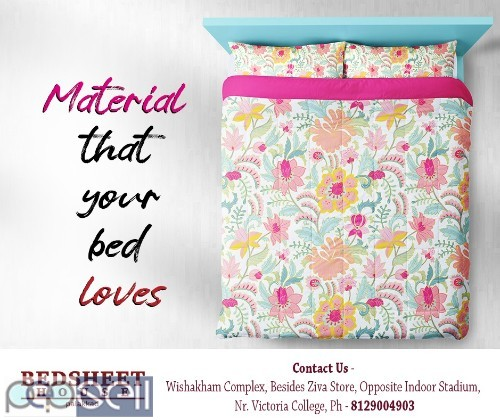 Garb Solutons   Bed Sheet House in Palakkad 1