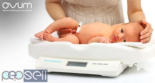 Best Maternity, Pregnancy & Child Care Hospital in Bangalore - Ovum Hospital 2