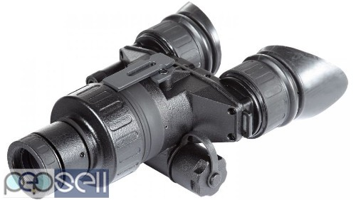 Armasight NYX-7 Gen 2+ Night Vision Goggles, Standard Definition (MEDANVISION) 0