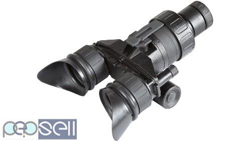 Armasight NYX-7 Gen 2+ Night Vision Goggles, Standard Definition (MEDANVISION) 1