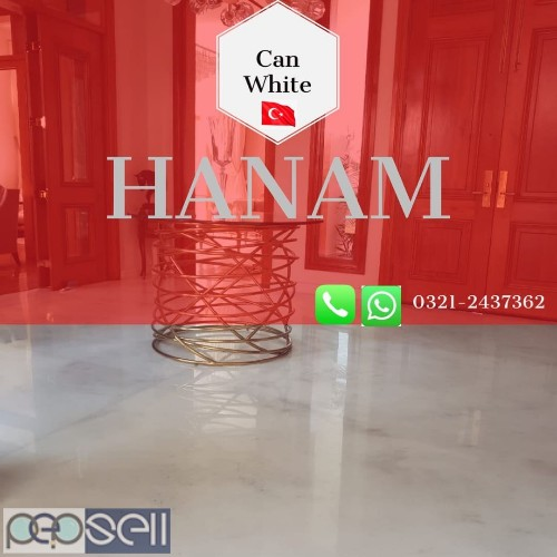 Can White Marble 5