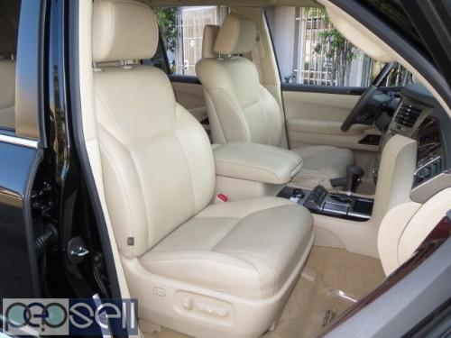 2013 Lexus LX 570 5