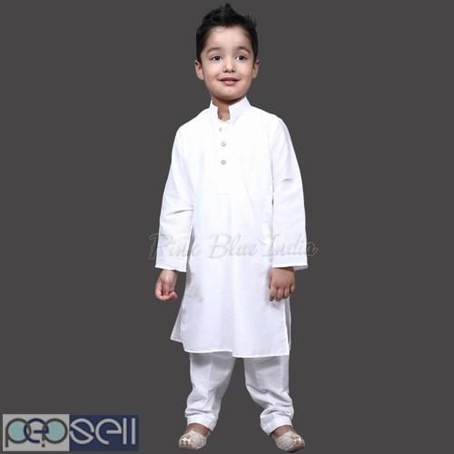 Kids Kurta Pajama for boys online from PinkBlueIndia 0