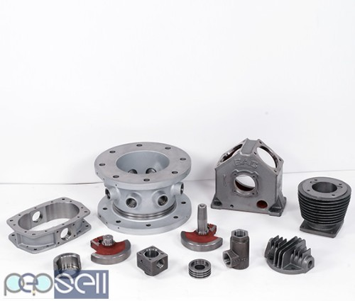 Ductile Iron Casting Manufacturers in USA - Bakgiyam Engineering 2