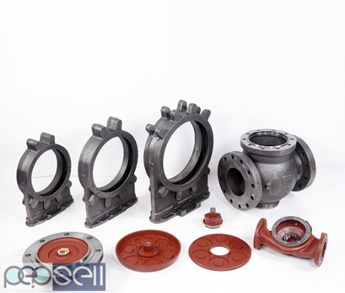 Ductile Iron Casting Manufacturers in USA - Bakgiyam Engineering 5