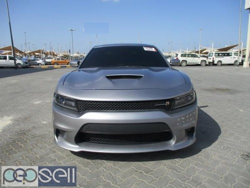 2016 Dodge Charger 1