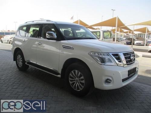 2016 Nissan patrol le platinum 0