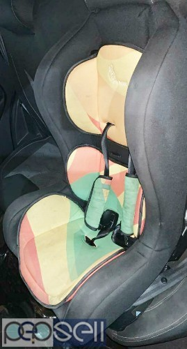 Baby Car seat - R for Rabbit, 2018 model 0