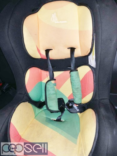 Baby Car seat - R for Rabbit, 2018 model 2