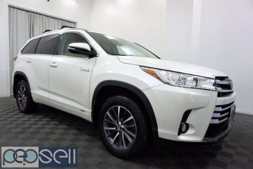 Used 2019 Toyota Highlander Hybrid ( Full Option ) GCC Spec  0