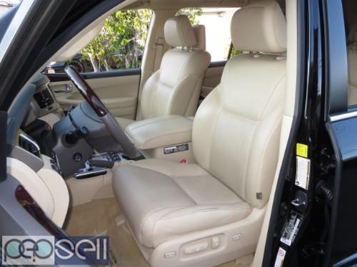 2013 Lexus LX 570 4