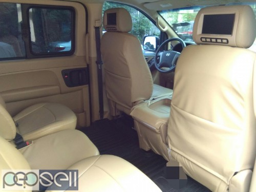Hyundai Starex 2.5 CRDi GLS 5 AT(Diesel Swivel) 2014 2