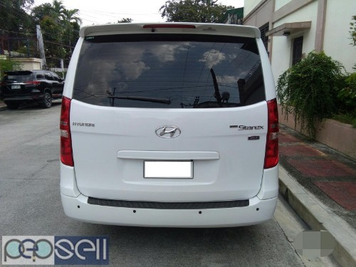 Hyundai Starex 2.5 CRDi GLS 5 AT(Diesel Swivel) 2014 4