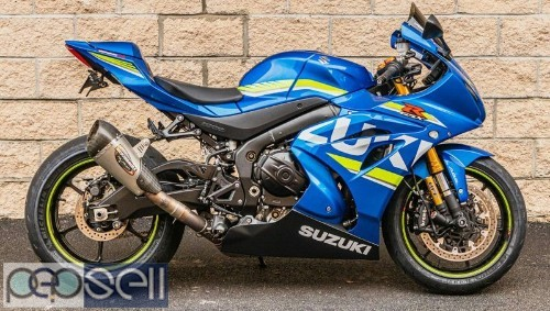 2017 Suzuki gsx r1000cc available for sale 2
