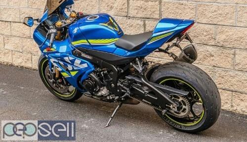 2017 Suzuki gsx r1000cc available for sale 3
