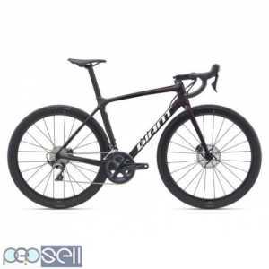 2021 Giant TCR Advanced Pro 1 Disc Road Bike