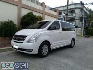 Hyundai Starex 2.5 CRDi GLS 5 AT(Diesel Swivel) 2014