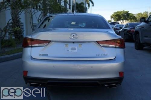 2018 Lexus IS 350 1