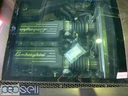 LAMBORGHINI GALLARDO SUPERLEGGERA LP570 CEH 2011 ENGINE 4