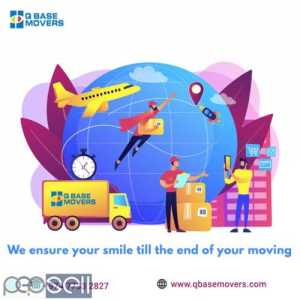 Professional Packers and Movers in Qatar-Qbase Movers