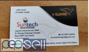 SUNTECH - Solar Inverter Dealers Ernakulam-Kochi-Kothamangalam,Tripunithura,Vyttila 0