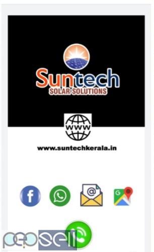 SUNTECH - Solar Inverter Dealers Ernakulam-Kochi-Kothamangalam,Tripunithura,Vyttila 1