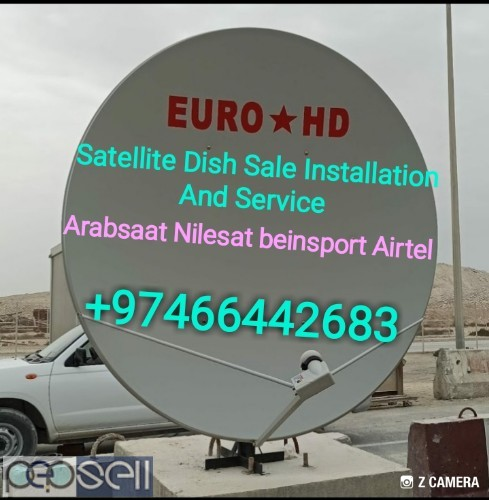 Satellite Dish Sale Install And Shifting 0