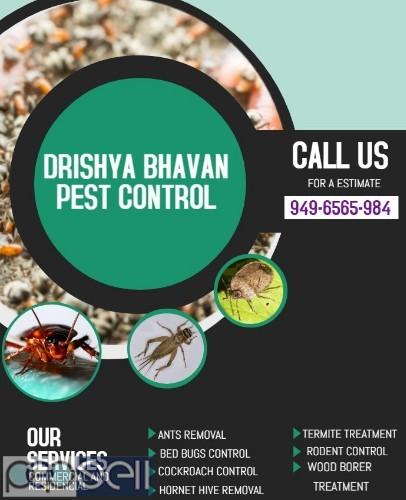 DRISHYA BHAVAN PEST CONTROL SERVICE ERNAKULAM,THRISSUR,ALAPPUZHA,KOTTAYAM,PATHANAMTHITTA 0