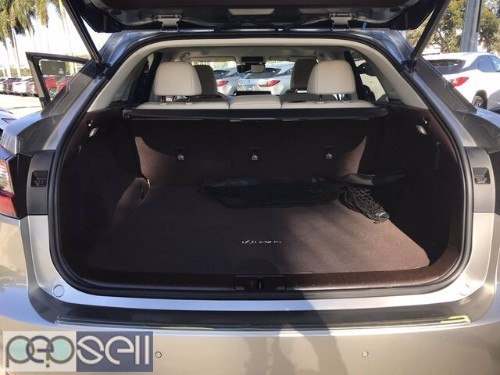 2020 LEXUS RX 350 SUV (Silver) URGENT SALE 3