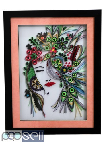 Aadhi Creation best 10 Art photo frame for decor your home or office 0